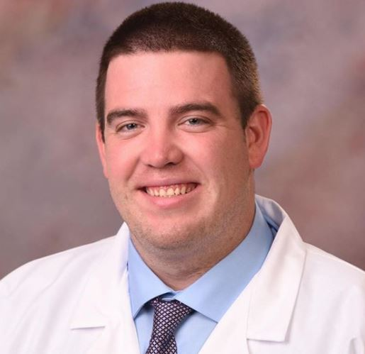 Meet this month's Long Island Community Hospital Resident of the Month, Chief Resident, Sam Arcieri, MD! ⭐️  🔹 🔹 #residentphysician #residency #residencylife #hospital #medicine #physician #rusmalumni https://t.co/ooHEF9ubOz
