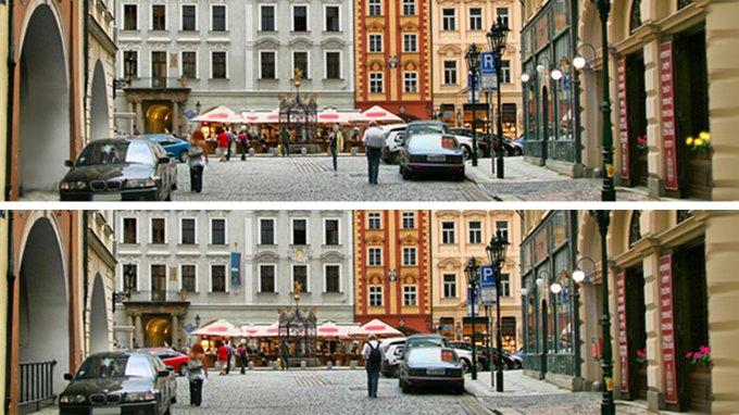 CIA objavila test: Pronađite 10 razlika na ovim fotografijama!
