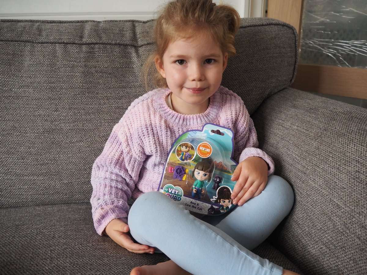 Visit the blog to read our full review and enter for your chance to #WIN a toy from the #VetSquad range https://t.co/NrwJrUGP0u @BlogOnUK @VividToyGroup #ad https://t.co/o3PBPir3cm
