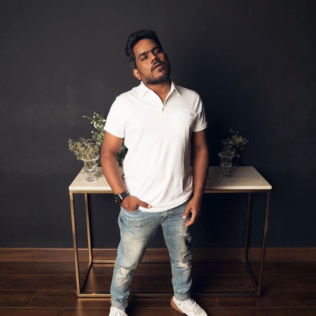 #myhero @thisisysr #yuvanlove https://t.co/UP5jVaWMCO