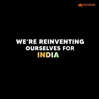 You don't need to know English to use a smartphone, just your mother tongue. In 2014, we invented Micromax Unite, especially for Indians to talk in their native languages. In 2020, we are reinventing ourselves for India. #InternationalLiteracyDay #JoinTheRevolution #VocalForLocal https://t.co/HblM8GnFSp