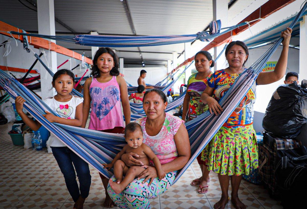 Contribuições generosas como a da Alemanha 🇩🇪 possibilitam que o ACNUR siga oferecendo proteção para milhares de venezuelanos e venezuelanas em situação de vulnerabilidade. Muito obrigado!  @UNHCRgov @Alemanha_BR @AmbBrasilia @GermanyDiplo @aa_stabilisiert @UNHCR_de https://t.co/er3lsMEZjd