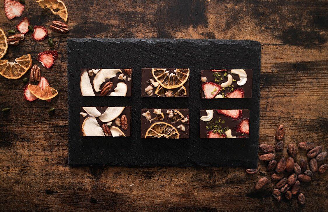 現役チョコレート工場長なので軽率に美味しいものを生み出してしまう