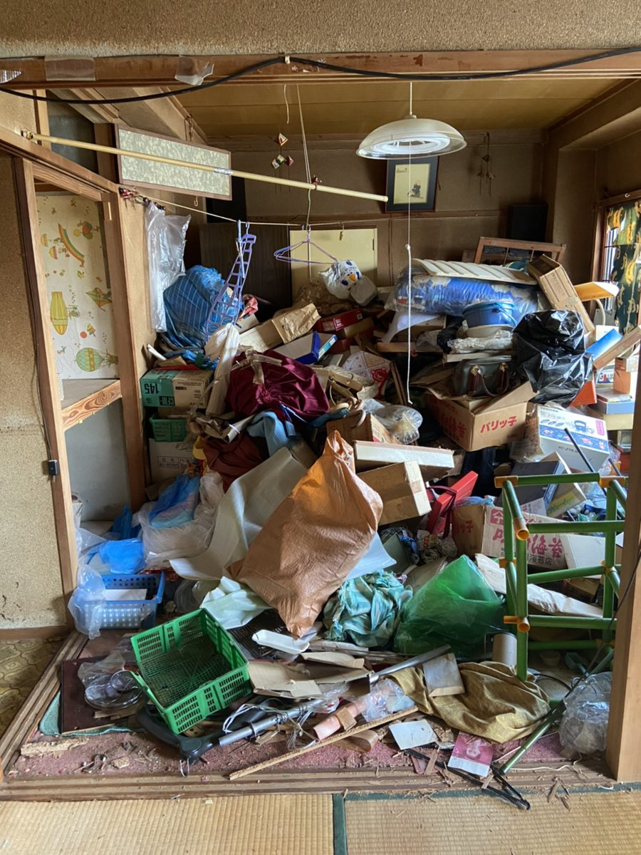 たくさんのご依頼ありがとうござます遺品整理、ゴミ屋敷清掃お任せください安心のお値ごろ価格で回収致します、見積り無料お気軽にご相談下さい対応エリア関西全域奈良県橿原市東坊城町209-19有限会社RIATEC➿0120-829-440