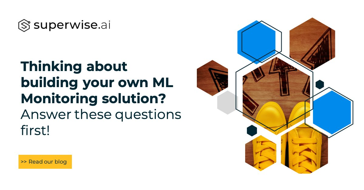 You've spent months researching & training your best models. What about production and monitoring? See top questions #DataScience & #MLengineering teams should ask themselves as they develop or select the most appropriate solutions to monitor their #AI 👉🏽…