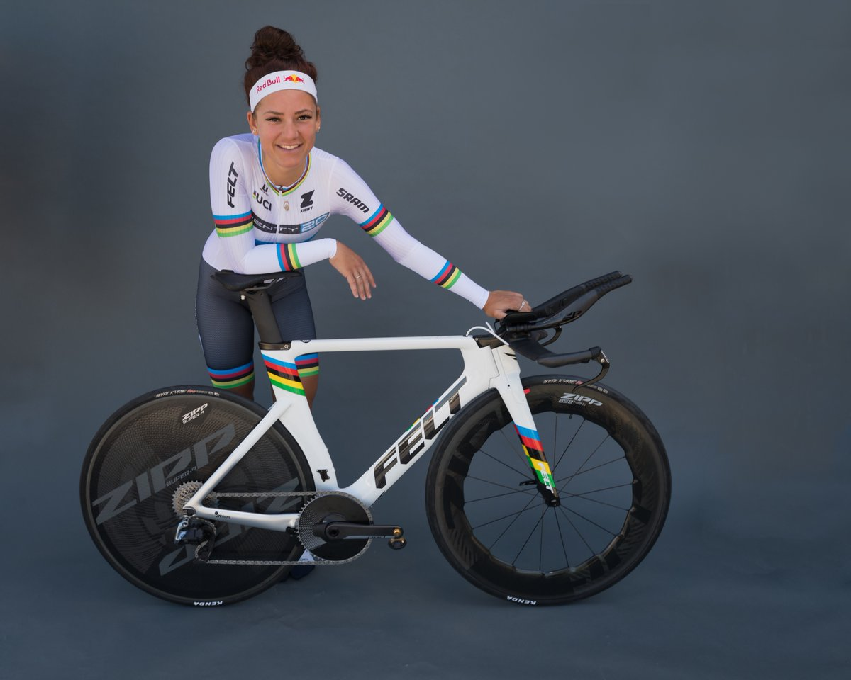 World Champ Chloé Dygert's TWENTY20 Pro Cycling TT machine 🚀🚀🚀  https://t.co/bcXPYfGhE6  🚲 build by Joe Savola  📷 Courtesy of Barbara Kreisle Photography @swiftride https://t.co/xqSrL8ziVe