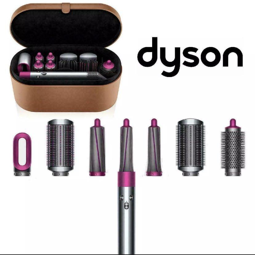 hudson bay dyson airwrap