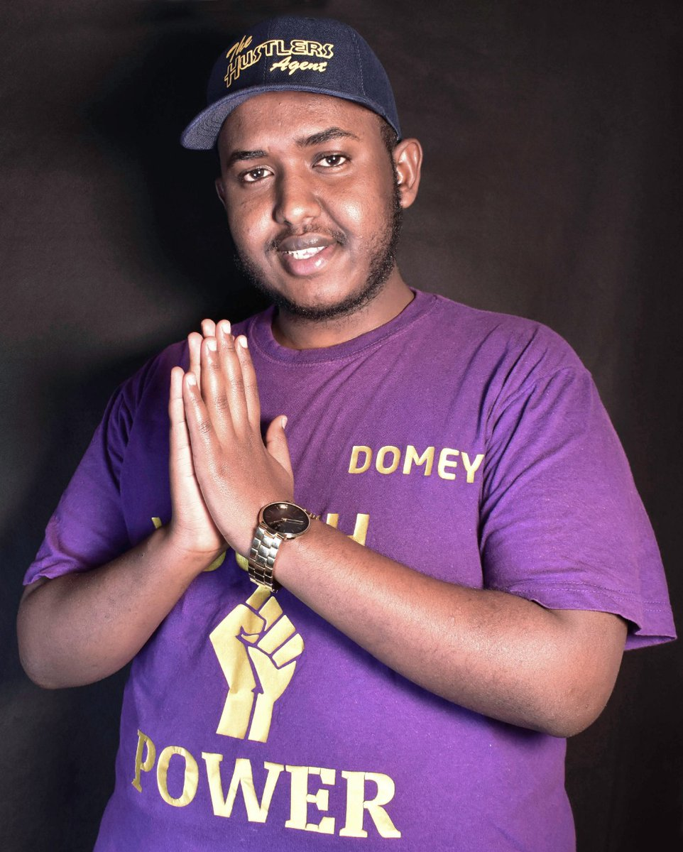 I am the Clerk's Agent on the Ground. Let them Arrest and frustrate us but one thing for sure is that, they Can't block our Desire for @WilliamsRuto 's Presidency . Wajir South Constituency is in for the Hustlers Vision ! Sote Pamoja !
