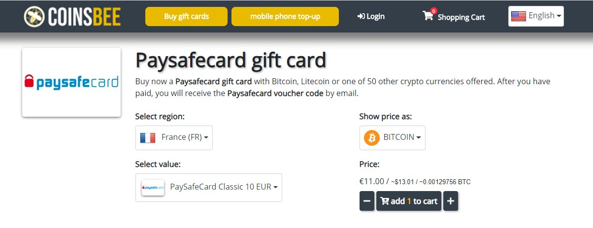 paysafecard bitcoin)