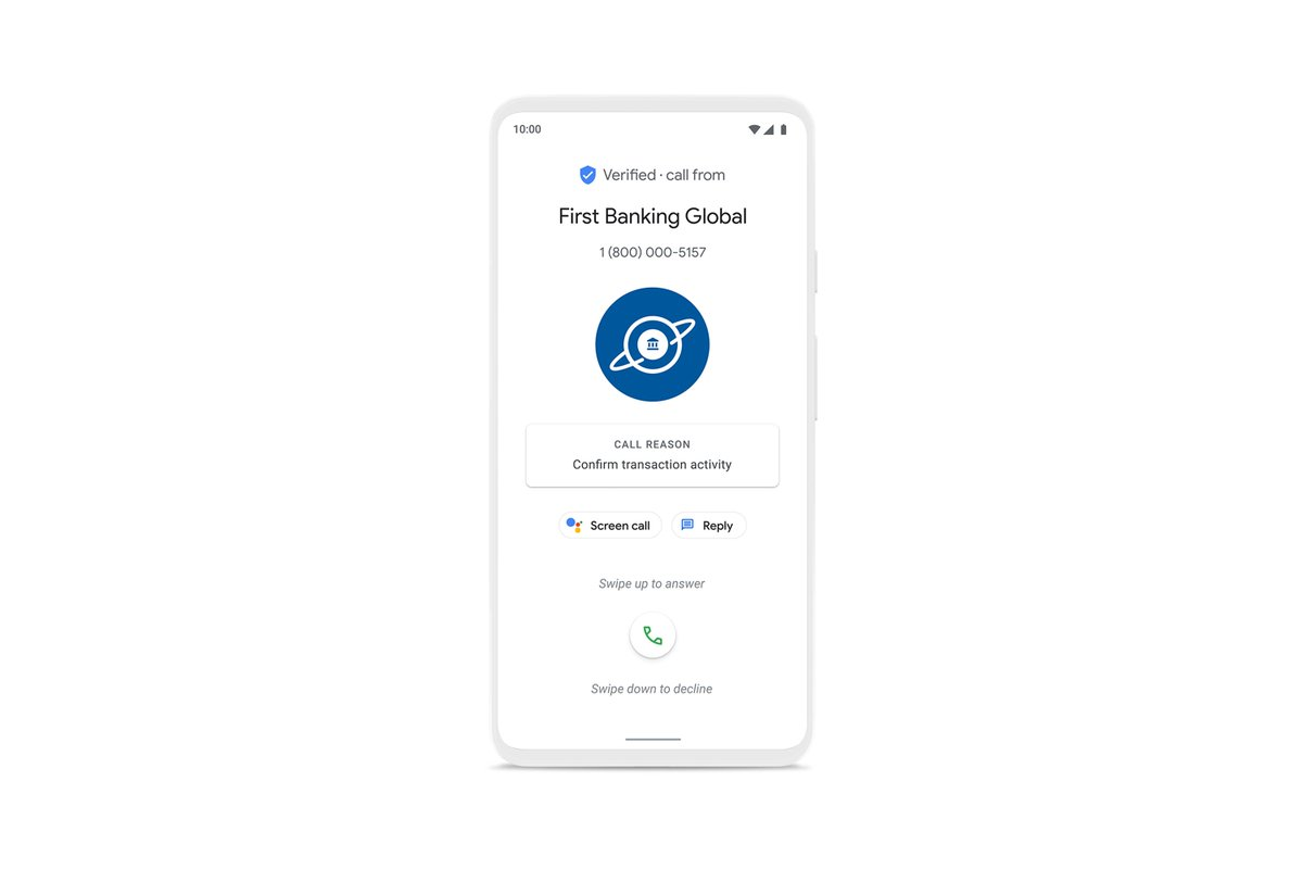 Google's Phone app can now give you the reason for a business's call