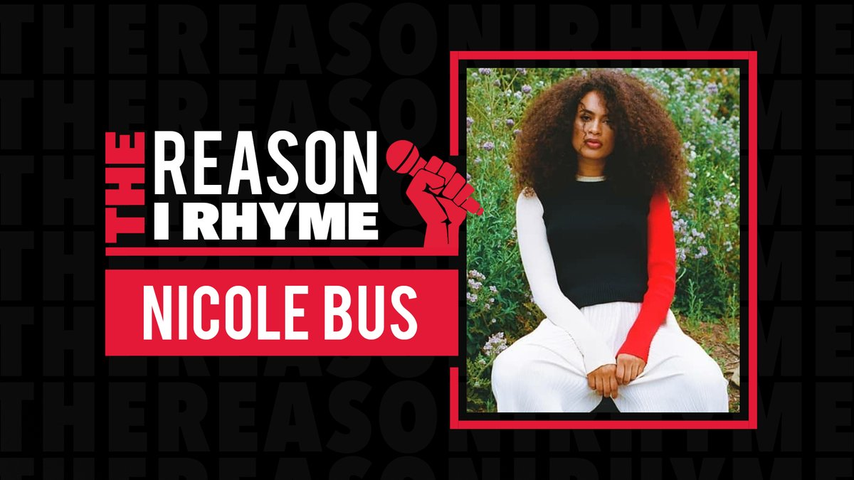 #TheReasonIRhyme is back with @RocNation's own @Thenicolebus. Learn more about the @billboard chart topping star at https://t.co/0vsqT1FEB1 https://t.co/w3w5ndJAvw