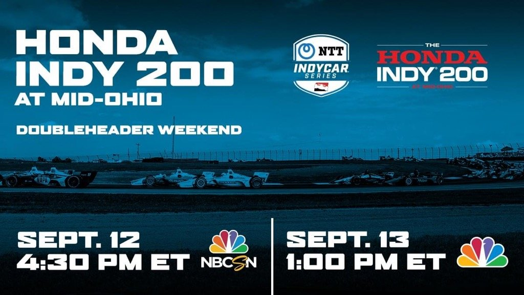 We are happy to announce The Honda Indy 200 at Mid-Ohio has been rescheduled for this upcoming weekend! We are excited to see Marco Andretti driving the Surgere car at the doubleheader. Stay tuned for more information. #Honda200 @IndyCar @Mid_Ohio https://t.co/yA9SQsaimT