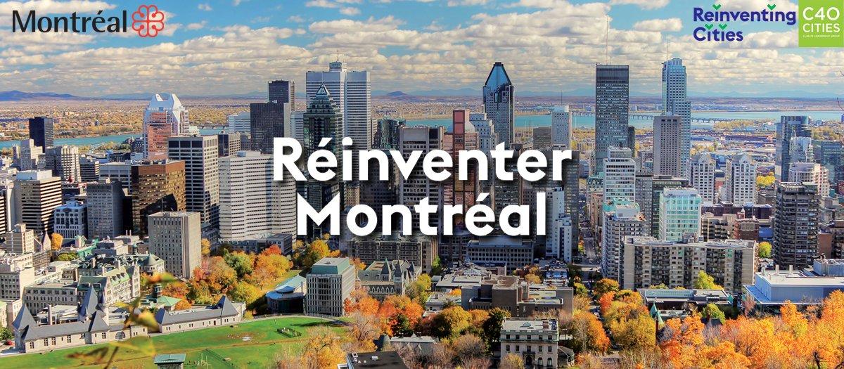 Architectes et designers : participez à l'appel à projets international Réinventer Montréal 2020-21! Inscrivez-vous dès maintenant à la séance d'information #2 du mercredi 16 septembre et restez à l'affût des attentes visant le 4000, rue Saint-Patrick.  https://t.co/hvg6ezL2la https://t.co/QLwjNpJauO