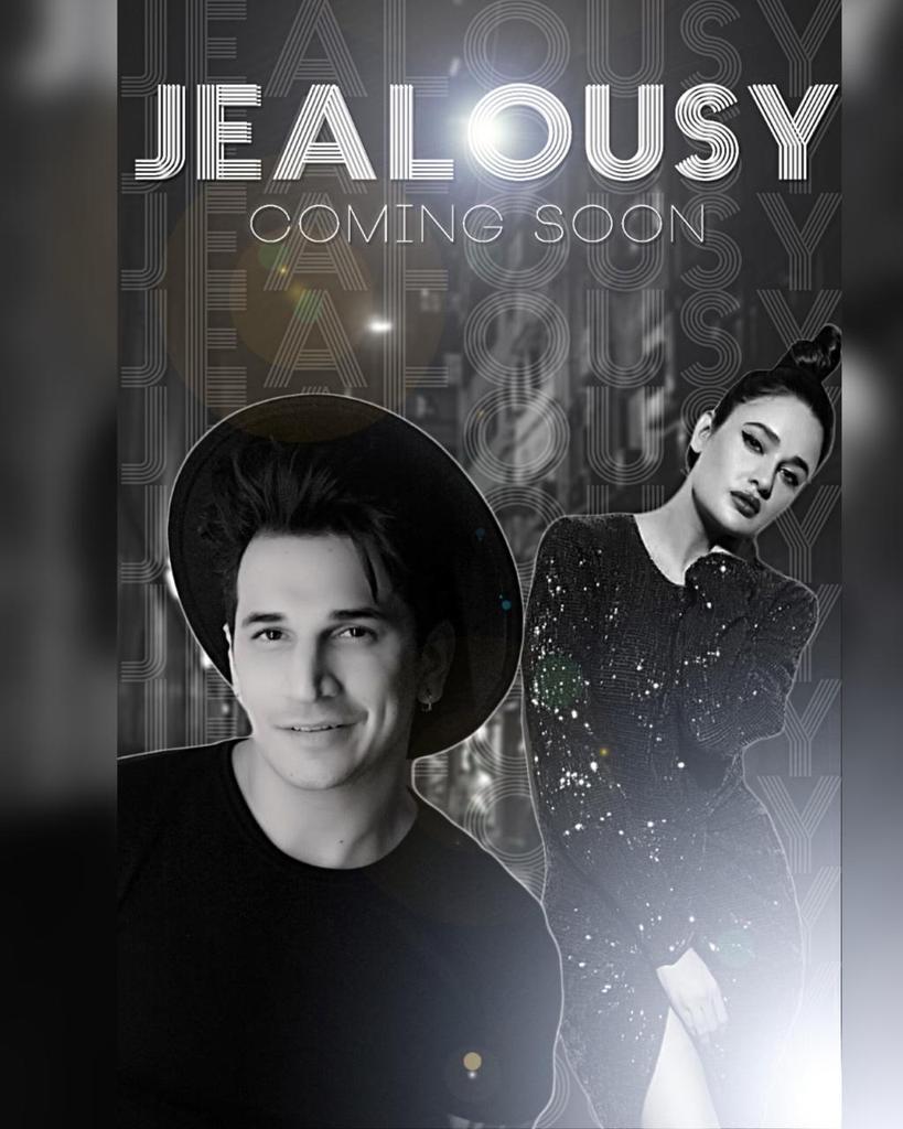@princenarula88 cant wait for this one too #yuvikachaudhry #princenarula #jealousy #coimg #soon