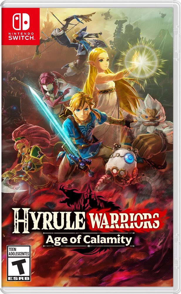 Hyrule Warriors Age Of Calamity Ymmv Tv Tropes