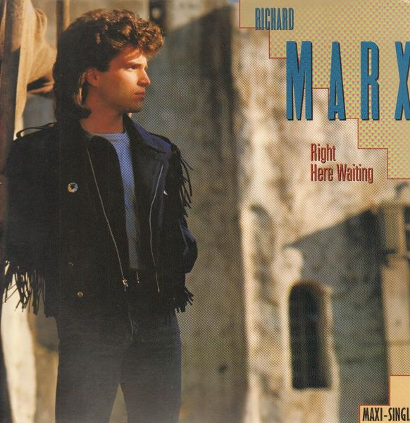 Happy Birthday, Richard Marx  (1963.9.16   - )