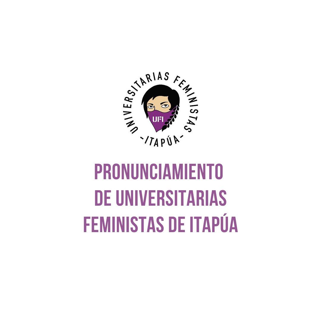 Presentamos nuestro pronunciamiento ▪️Libertad para Oscar Denis, Felix Urbieta y Edelio Morínigo!  ▪️Justicia por Lilian y María Carmen #EranNiñas ▪️#DesastrekoFTC https://t.co/seLTCKpSyI