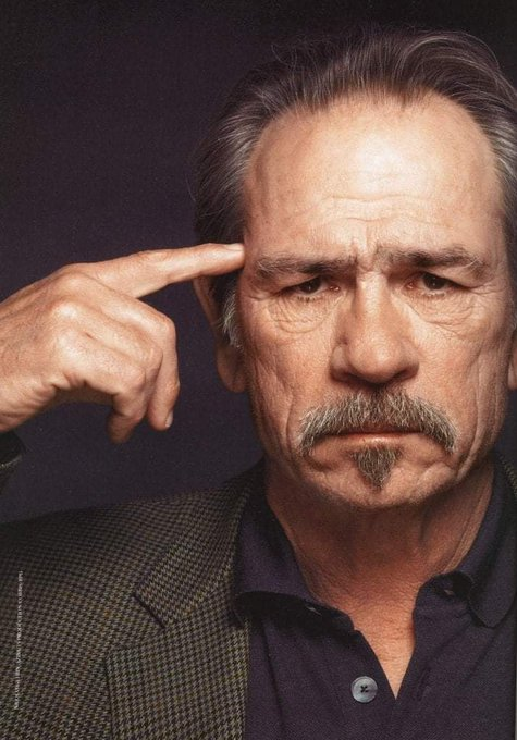 Happy birthday to Tommy Lee Jones who turns 74 today! Won 1 Oscar ( The Fugitive)