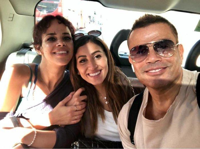 بعد سنوات من مقاطعة الميديا ابنة عمرو دياب نور تتحول إلى فاشينستا