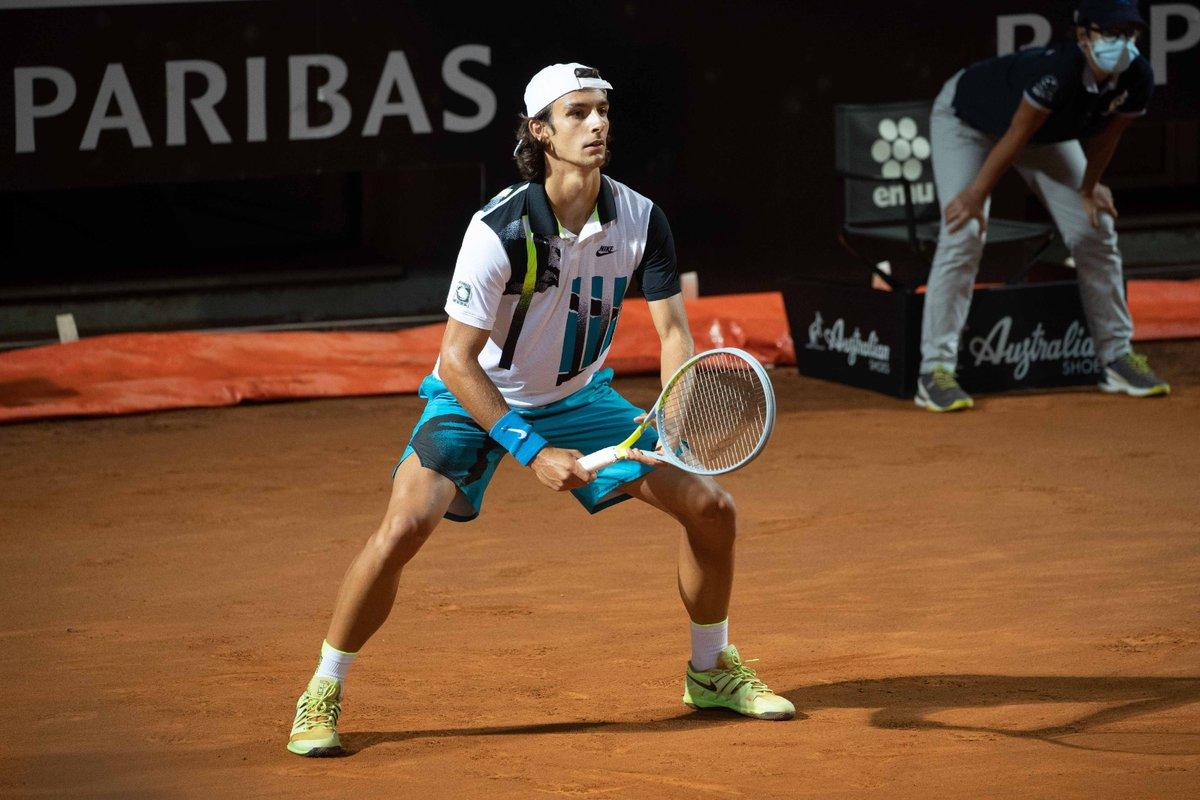 First #ATP win ever for Lorenzo #Musetti at @InteBNLdItalia!   The 🇮🇹 #NextGenATP defeats #Wawrinka 60 76!   #SeeTheFuture https://t.co/28sXe9gND3