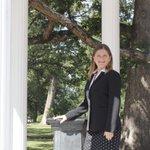 Image for the Tweet beginning: Nadia Korobova @uncucs helps Carolina's