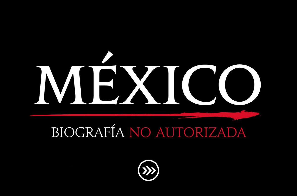 Ya están disponibles los dos primeros episodios de México: Biografía No Autorizada. https://t.co/nCNUr4ydA4