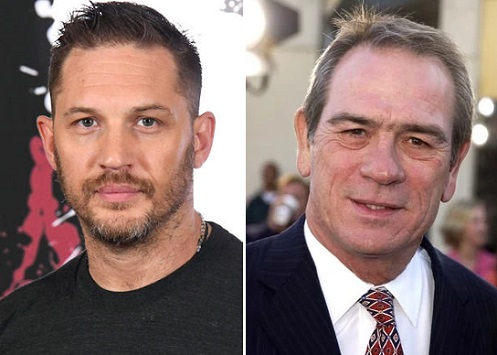 HAPPY BIRTHDAY  Tom Hardy  and  Tommy Lee Jones