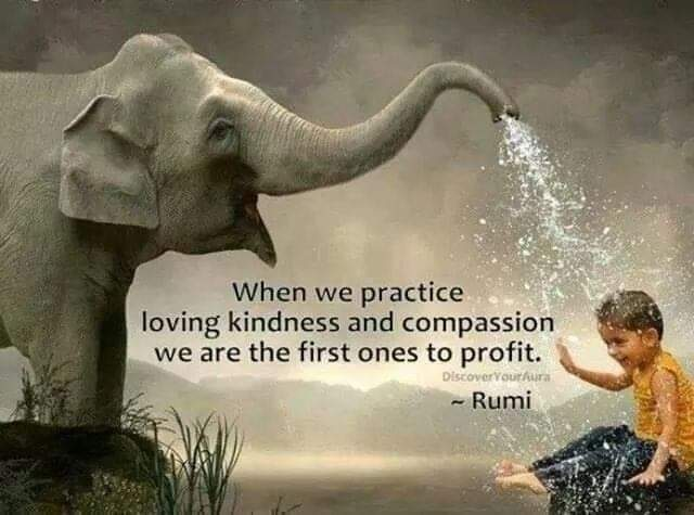 Kindness is always in season 💜💜💜 #YouMatterAlways #kindness #kindnessisalwaysinseason #betheonewhocares #compassion #wearetheoneswhobenefit #everybodywins #ifyoucanbeanythingbekind https://t.co/wWUdaWAIBg