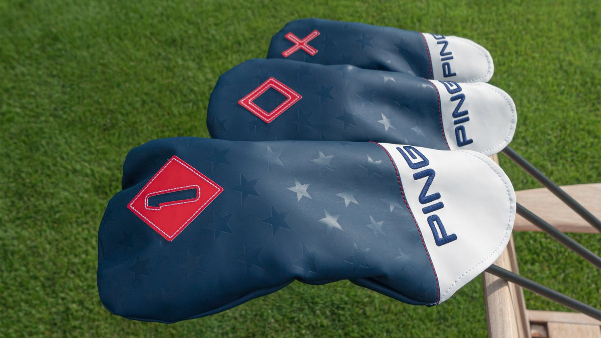 A star-studded lineup to top off your bag. 🔥 Shop the same headcovers as seen on #TeamPING this week at Winged Foot: https://t.co/Dnd9ipumXN https://t.co/jrg2WMRFsF