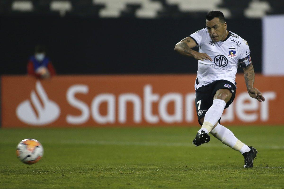 🤩⚽🇨🇱 Club legend. Match winner.   @ColoColo   #Libertadores https://t.co/Dv9qhP5PDI