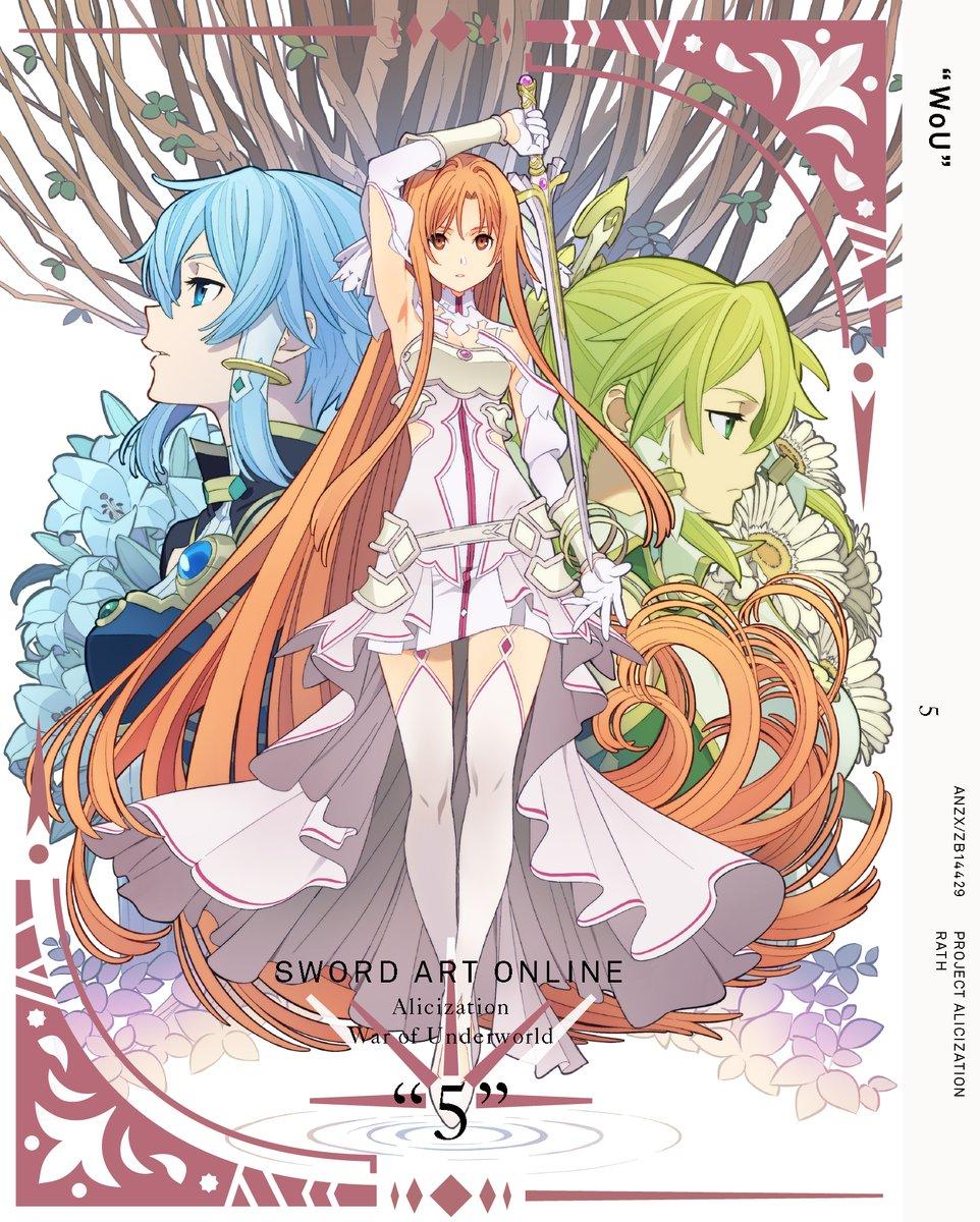 За перший тиждень від старту продажу в Японії 5-го тому (епізоди 13-15) Blu-ray/DVD видання аніме