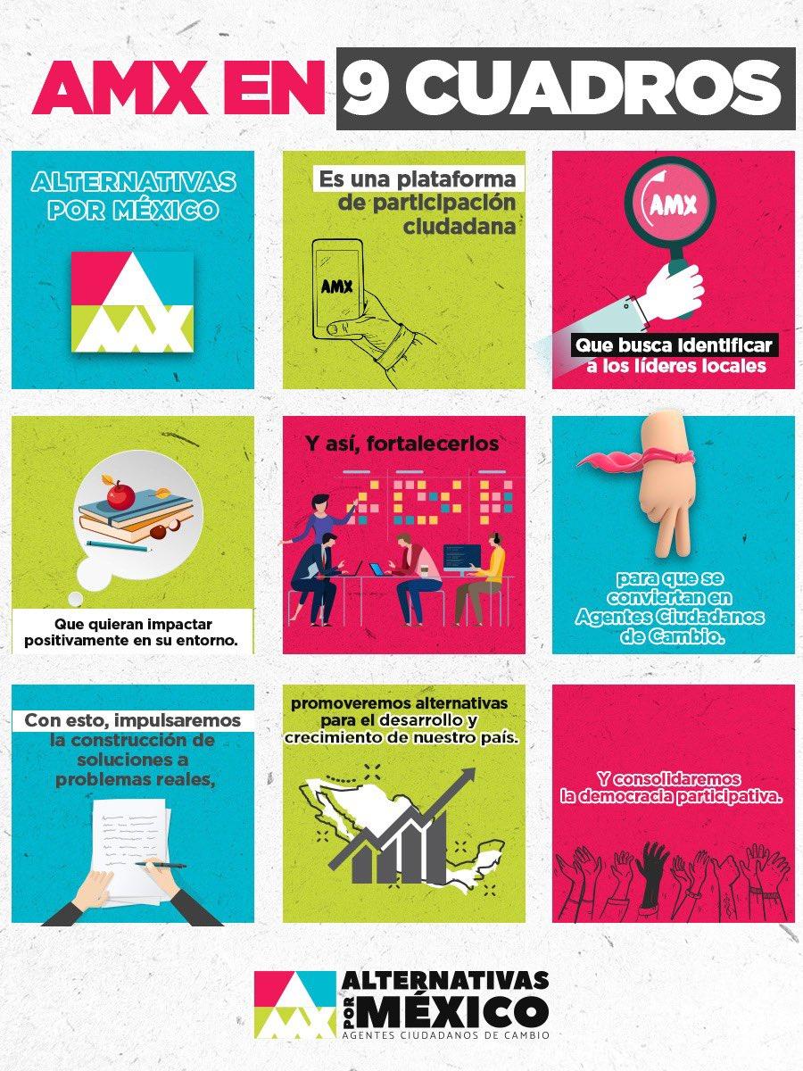Alternativas por México (@AlternativasMx) | توییتر