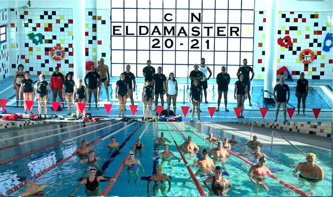"""@cn_eldamaster_grupo_cs Comencem la temporada 🏊♂️🏊♀️🏊♂️🏊♀️ 2020-2021. Enguany com a conseqüència del """"bitxo"""" a la Piscina municipal de Monòver. #natació #màster #swimming #elda https://t.co/O7kSN3EHob"""