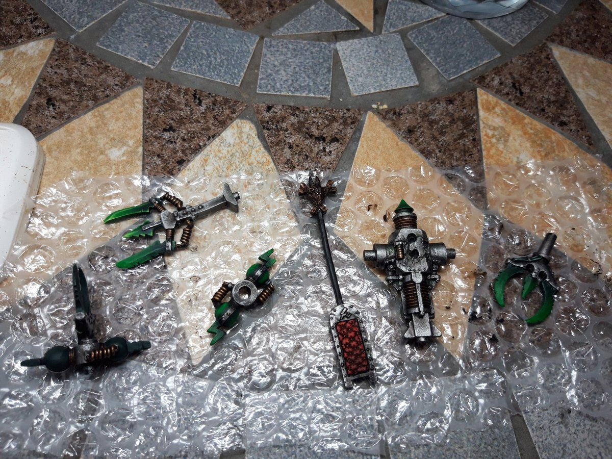 #skaven Doomwheel still in pieces but it will ride again in two weeks.... hopefully:) #warhammer #middlehammer https://t.co/u2ndrNtxWK