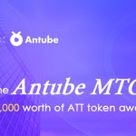 Image for the Tweet beginning: Antube MTO has completed. Thank