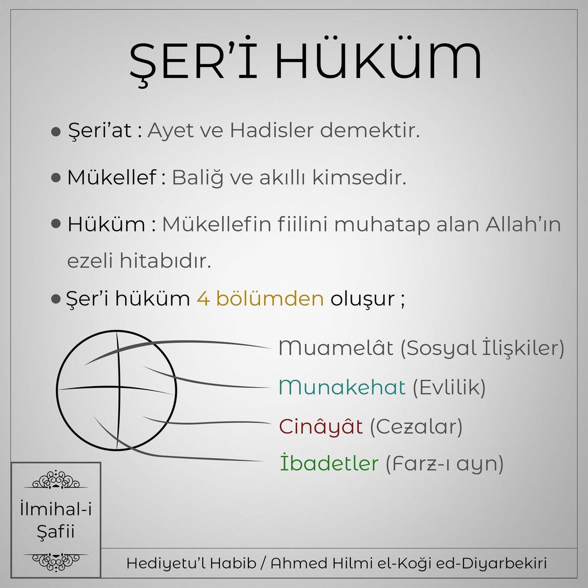 """☝️Selamûn Aleyküm Arkadaşlar Gönderilerimizi, Bilmeyenlerin Öğrenmesi İçin Gücümüz Yettiğince Paylaşalım... 👉""""Bir Hayra Vesile Olan , Onu Yapan Gibidir""""👈 🌹(Hadis-i Şerif)🌹 #islam #iman #fıkıh #ilmihal #şafii #hanefi #allah #din #muhammed #peygambersevdalıları #türkiye #turkey https://t.co/4xS6Eq9pw1"""