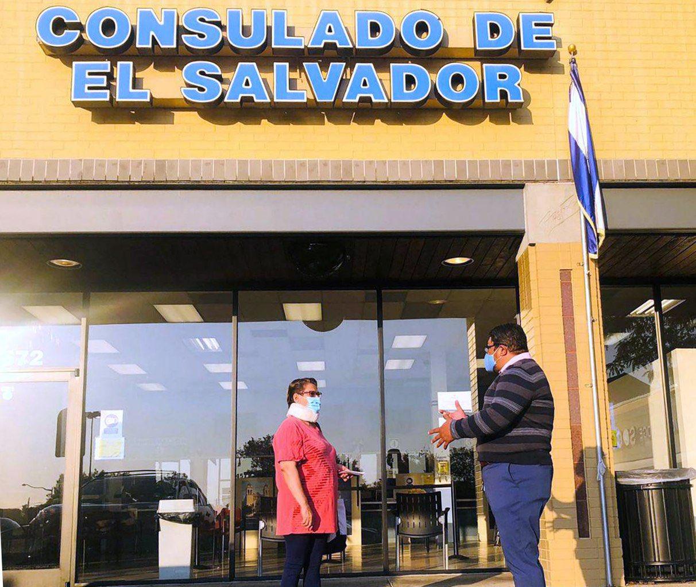 El Salvador reabre consulados en EEUU