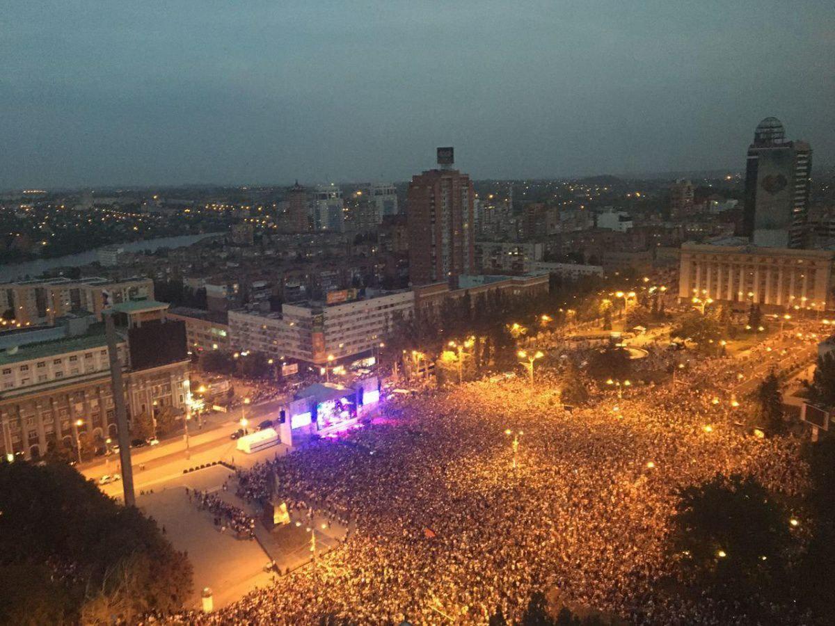Концерт Лепса в Донецке: colonelcassad — LiveJournal