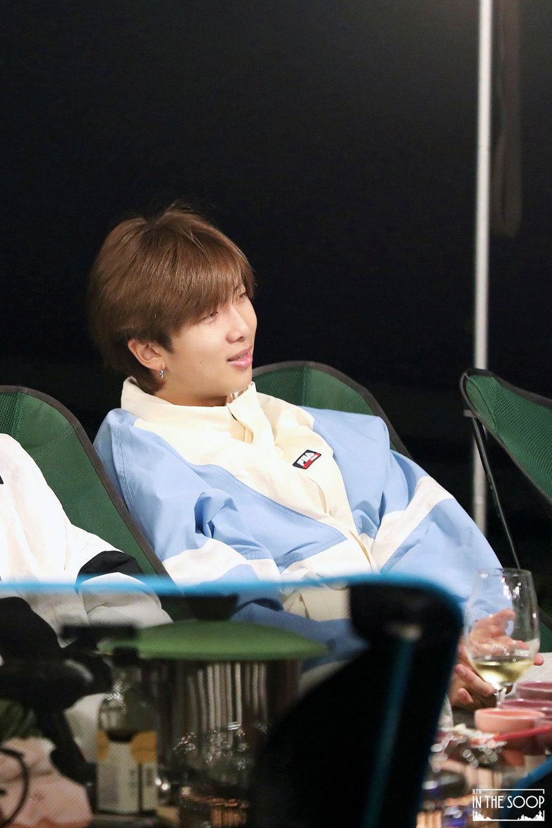 [📸] 080920 Fotos do Namjoon no Behind Cut do episódio 3 do In The Soop © jimanfc1306 @BTS_twt #KimNamjoon #BTS #방탄소년단 #RMyLover #RM