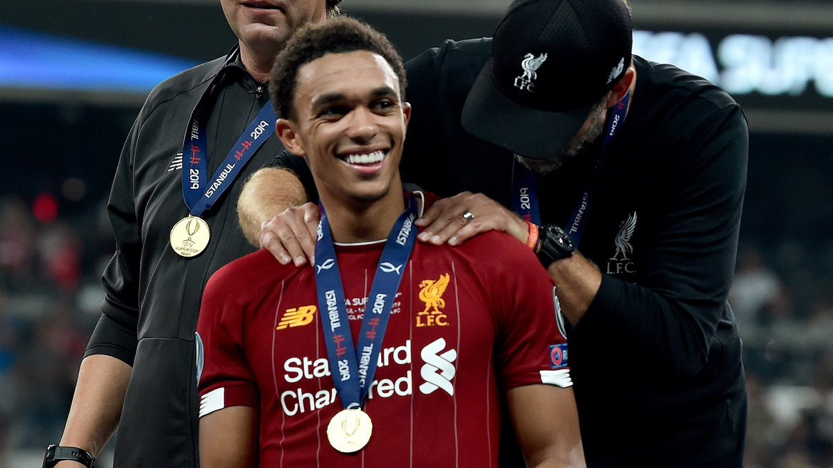 Premier League ✅ Super Cup ✅ Club World Cup ✅ Premier League Young Player of the Season ✅ PFA Premier League Young Player of the Year ✅ PFA Premier League Team of the Year member ✅ Record PL assists in a season for a defender ✅  Not a bad season for @trentaa98 🤩 https://t.co/NC2ARSz8yG
