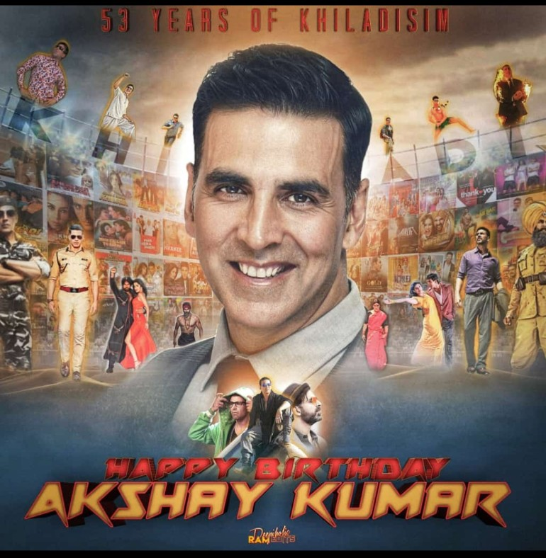 #Happybirthady @akshaykumar https://t.co/sdW8N6q6ik