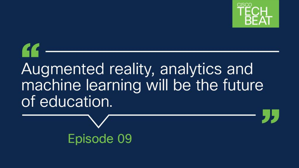 Explore the fast-changing needs for secure #DistanceLearning and how tech is shaping the curriculum of the future. Hear from #education leaders on the latest #CiscoTechBeat podcast: https://t.co/Bvj6bcls4g https://t.co/dQVCUJ1Sl3