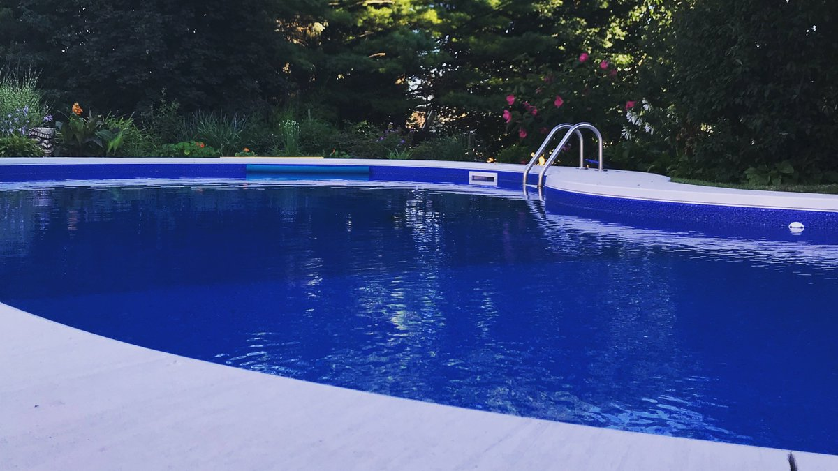 Pool Cleaning Tips to Save You Money  🧽 Use baking soda to scrub your pool's tiles while  increasing alkalinity  🎾 Throw in old tennis balls to absorb oil  🍋 Use vitamin C tablets (or lemon slices) to get rid of metal stains.  💡https://t.co/3s2pMIJFOU #PoolCleaning https://t.co/3NodV59ZMZ