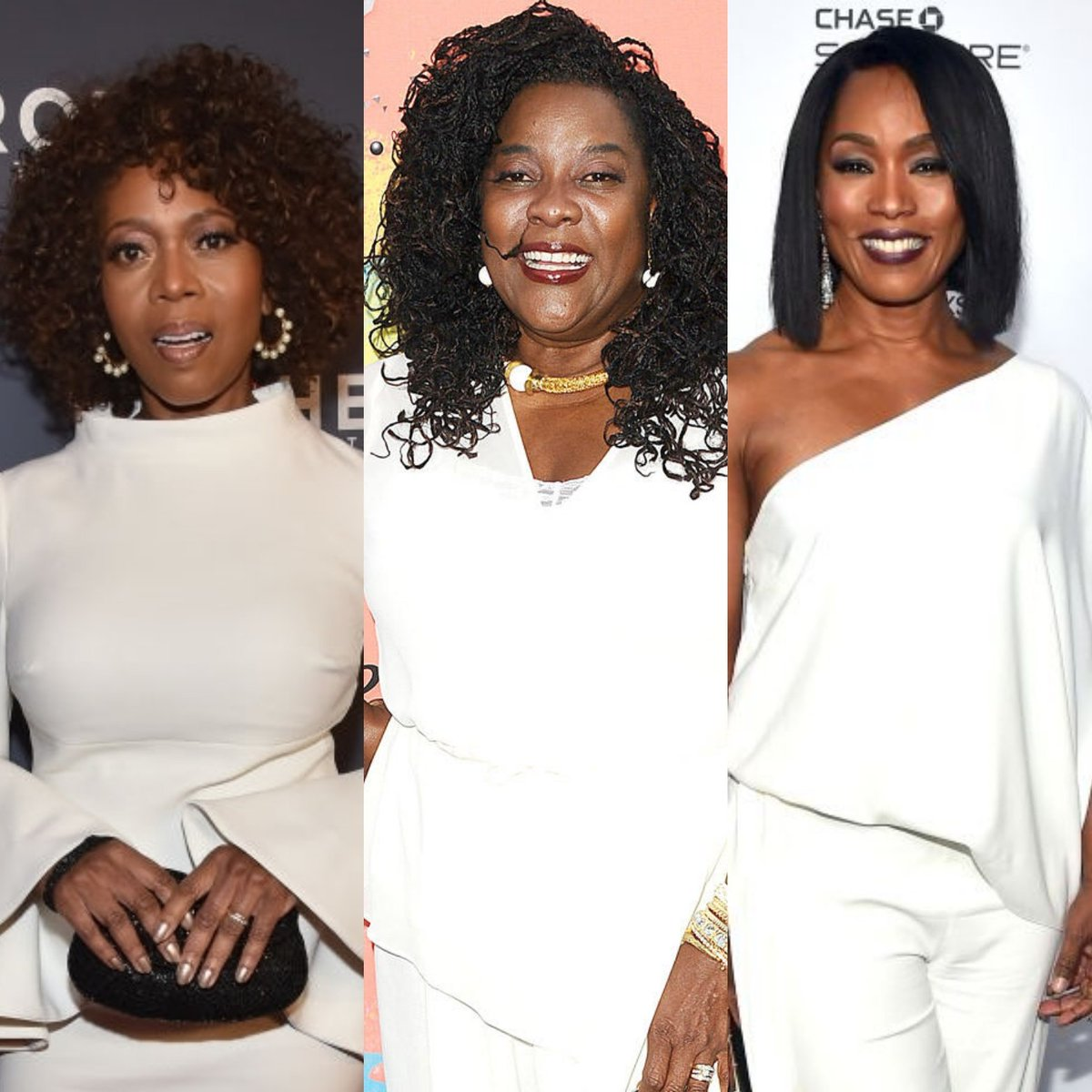 OK so I'm putting it out in the Universe that I get to see a remake of #TheFirstWivesClub in my life time but I want an all black cast with these fabulous leading women 🙏🏾  @AlfreWoodard as Annie @lodivadevine as Brenda @ImAngelaBassett as Elise https://t.co/QbAQJKsl46
