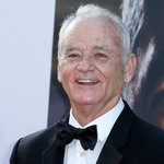 Image for the Tweet beginning: USA : Bill Murray turns