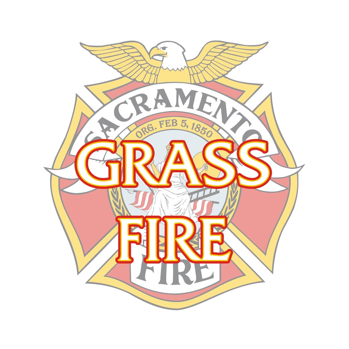 Incident info: Fast moving grass fire near W. Elverta Rd & Power Line Rd. I'm North Sacramento. Traffic advisory for both roads. Avoid the area if at all possible. https://t.co/TLg18JFJyR