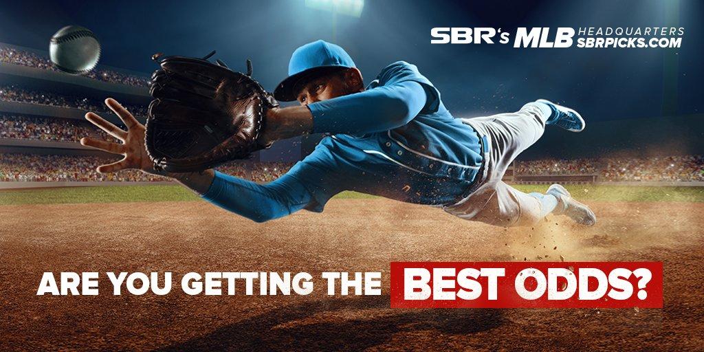 Sbr baseball betting
