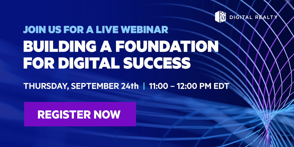 On September 24th, we'll be talking all things #DigitalTransformation, including:  📍Mapping appropriate architectures to drive current & long-term benefits  🔧How to design & deploy the network of the future to achieve DX  #DigitalTechTalks   https://t.co/Nuw2pExd4x https://t.co/3LByFjWmtR