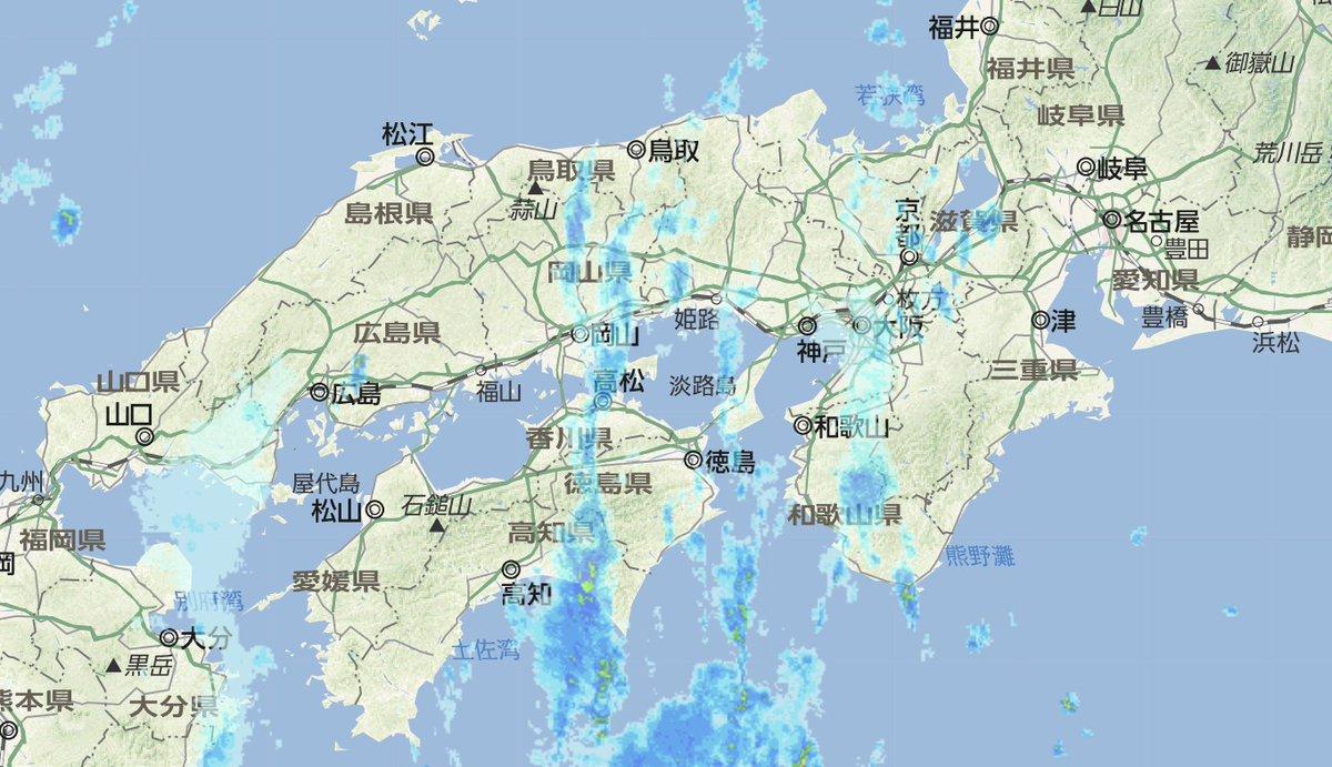 レーダー 四国 中央 雨雲 市 天気 【一番当たる】愛媛県四国中央市の最新天気(1時間・今日明日・週間)