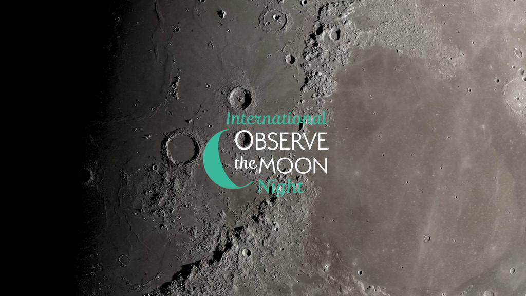 On Saturday, celebrate the second-brightest celestial object in our sky: the Moon! 🌒 For International #ObserveTheMoon Night, you can learn about lunar science, appreciate some Moon-related art, or just look up. More ideas & info at moon.nasa.gov/observe